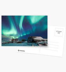 Aurora farm Postkarten