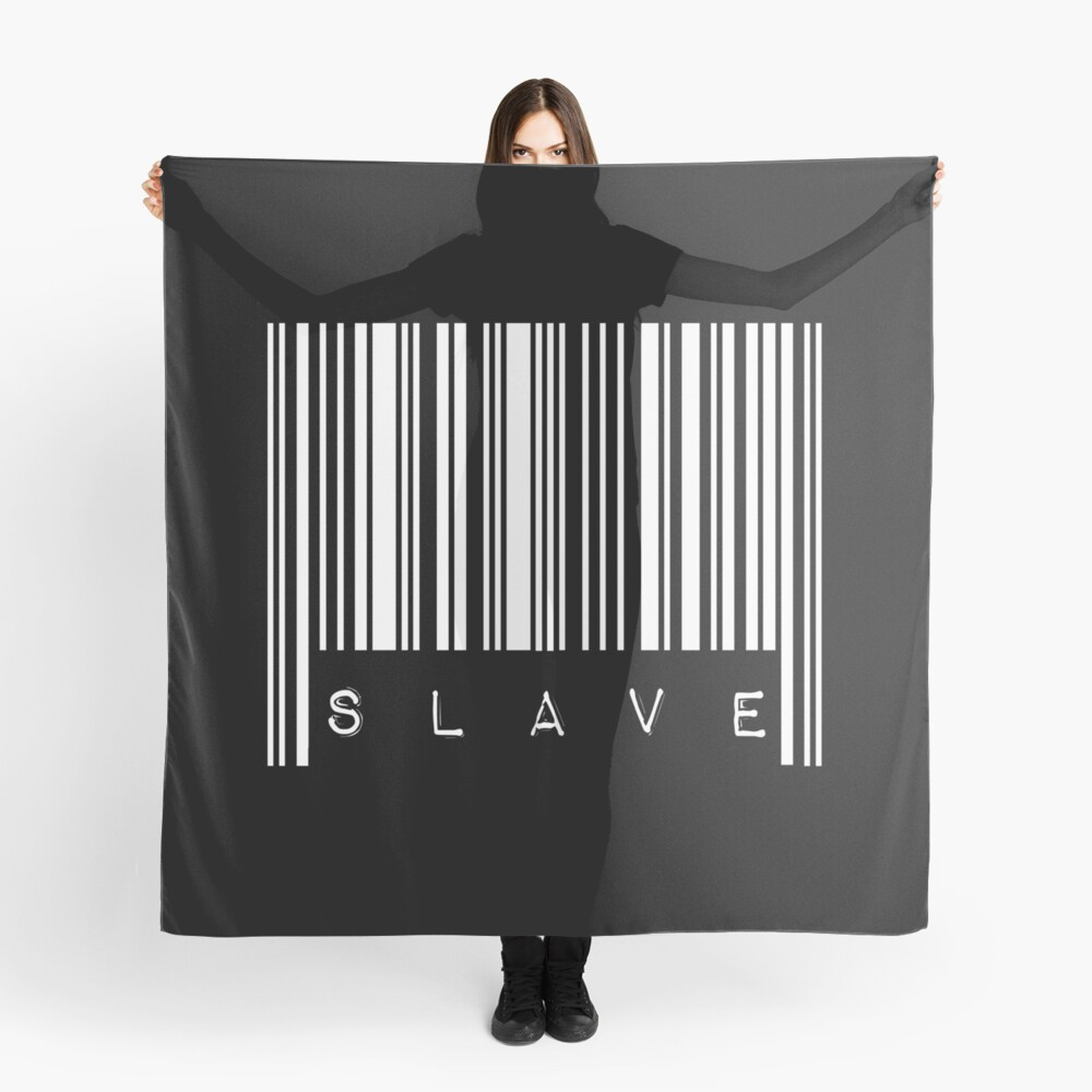 BarCode Slave Scarf