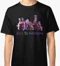 Back to Wonderland Classic T-Shirt