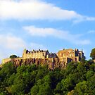 Stirling  Castle by Alexander Mcrobbie-Munro