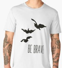 Divergent - 'Be Brave' Men's Premium T-Shirt