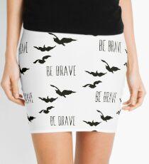 Divergent - 'Be Brave' Mini Skirt