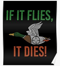 Duck Hunter Poster