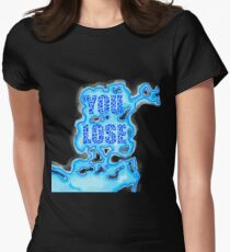 "Quentin Quire's Psychic ""You Lose"" Shirt Women's Fitted T-Shirt"