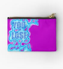 """Quentin Quire's Psychic """"You Lose"""" Shirt Studio Pouch"""