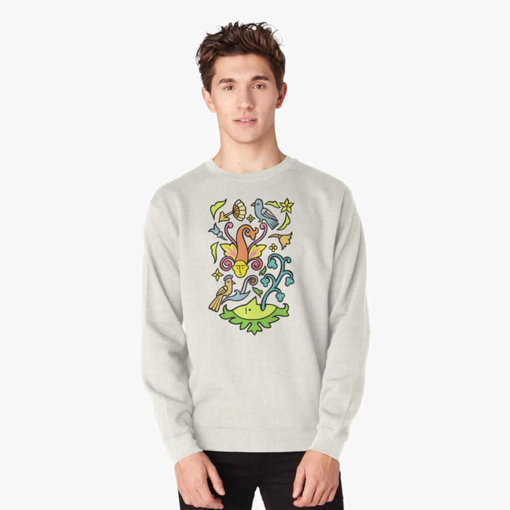 My nature Pullover Sweatshirt