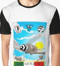 LE AQUILE DI VISCONTI Graphic T-Shirt