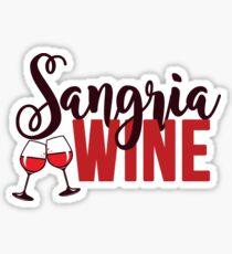 SANGRIA WINE - CAMILA CABELLO Sticker
