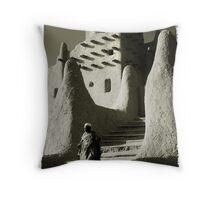 Djenné, Mali #11 Throw Pillow