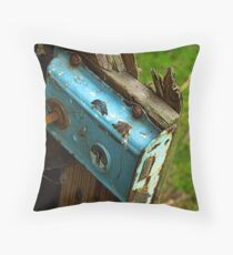 Breaking and Entering Throw Pillow
