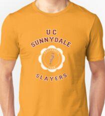 The Sunnydale Slayers! UC Sunnydale Unisex T-Shirt
