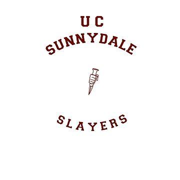 The Sunnydale Slayers! UC Sunnydale by TopicalParadise