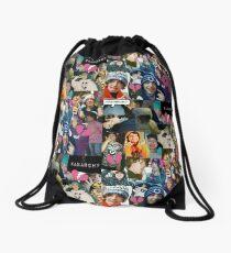 LiL XaN DiEgO Drawstring Bag