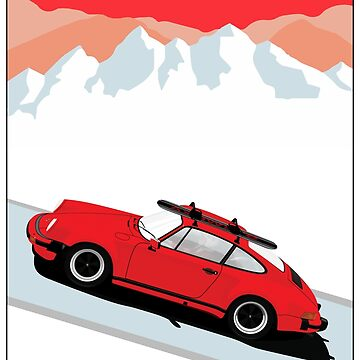 Aircooled as Alpine by AxelWave