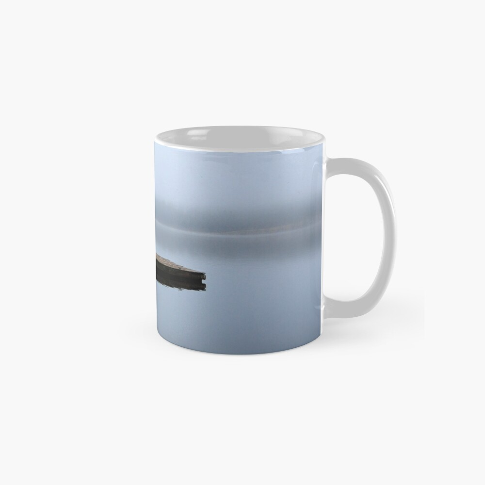 Tranquil Blue Waters Mugs