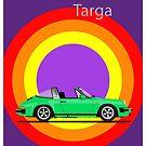 Aircooled Targa by AxelWave