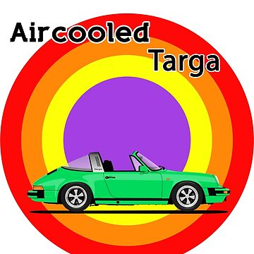 Aircooled Targa by AxelWave