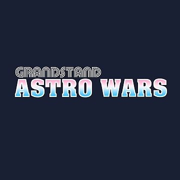 Grandstand Astro Wars by unloveablesteve
