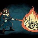 KILL IT WITH FIRE by CherryGarcia