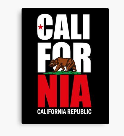 California Republic Canvas Print