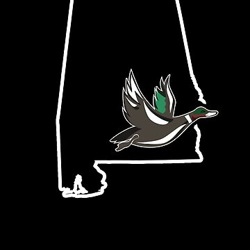 Teal Hunting Alabama Waterfowl Hunting Duck by shoppzee