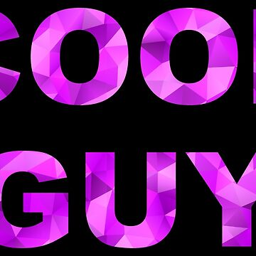 Magenta Cool Guy by cool-guy
