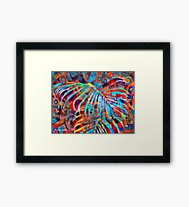 Tropical Nights Framed Print