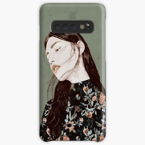 THE REVENGE ELENA GARNU Samsung Galaxy Snap Case