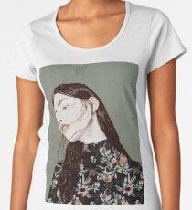 THE REVENGE ELENA GARNU Women's Premium T-Shirt