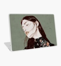 THE REVENGE ELENA GARNU Laptop Skin