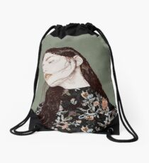 THE REVENGE ELENA GARNU Drawstring Bag