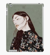 THE REVENGE ELENA GARNU iPad Case/Skin