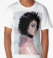 SHADOW by Elena Garnu Long T-Shirt