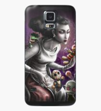 The Bride dollmaking Case/Skin for Samsung Galaxy