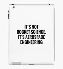 Rocket Science iPad Case/Skin