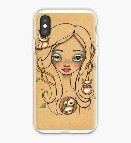 OwlHeart iPhone Case