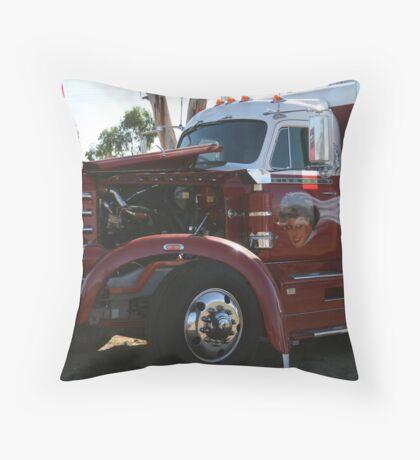Dianna Highway Princess Throw Pillow