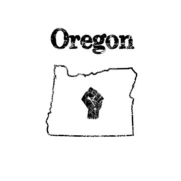 Oregon Political Resist Resistance Vote Them Out Blue Wave Gear by Greenguy79