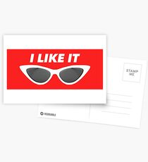 Cardi B - I Like It Postcards