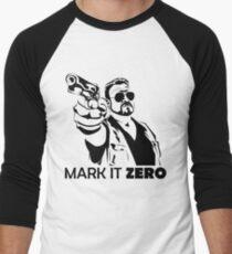Mark It Zero Men's Baseball ¾ T-Shirt