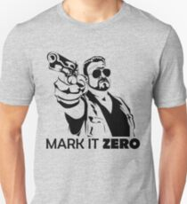 Markiere es Null Slim Fit T-Shirt
