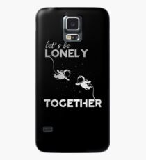 Lonely Together Case/Skin for Samsung Galaxy