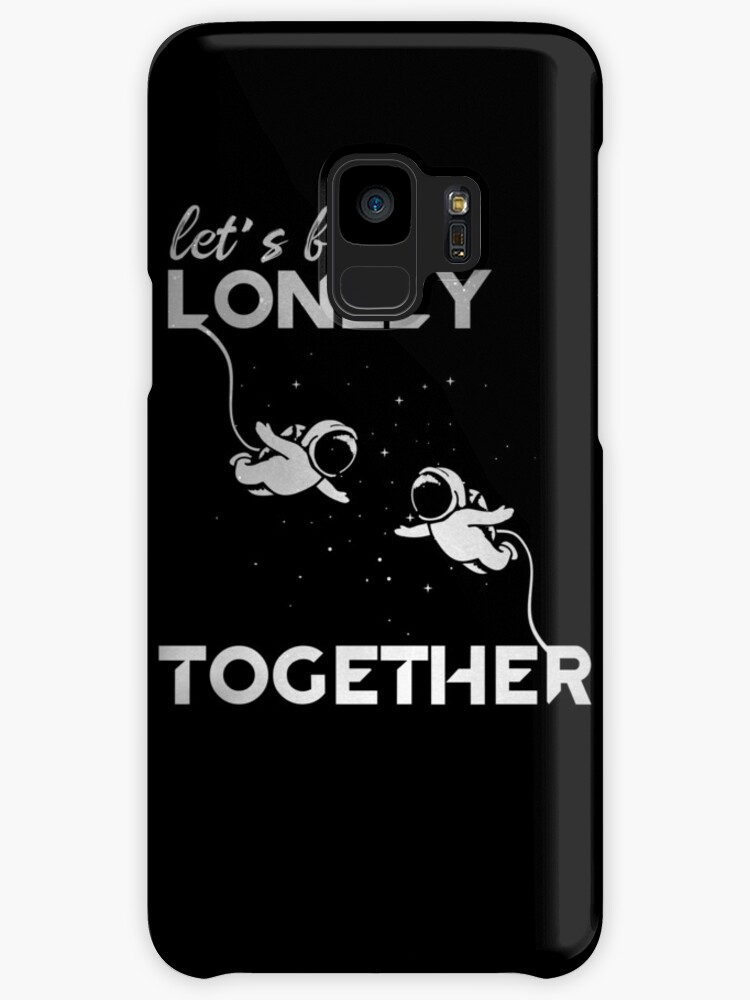 Lonely Together Case Skin For Samsung Galaxy By Nicolas Doussoux