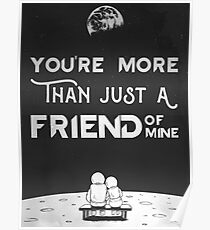 Friend of Mine Poster
