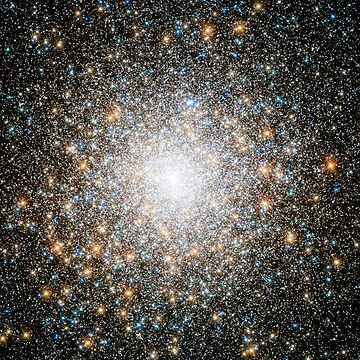 Globular Star cluster Messier 15 by CosmicStyles