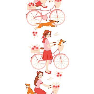 Cycling by Elenanaylor