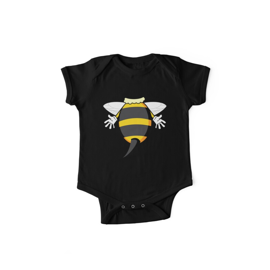 Bee Halloween Costume Trick Or Treat by NBRetail