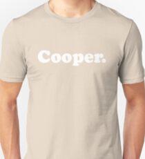 Cooper. Unisex T-Shirt