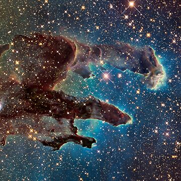 Pillars of creation - Eagle Nebula by CosmicStyles