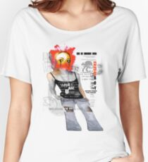 fashion is an illusion....... Women's Relaxed Fit T-Shirt